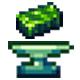 泰拉瑞亚叶绿锭合成表