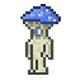 泰拉瑞亚蘑菇人