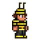 泰拉瑞亚蜜蜂服装