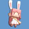迷你世界兔美美介绍 装扮兔美美怎么得