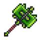 泰拉瑞亚叶绿战锤怎么得 叶绿战锤ID和获得方法