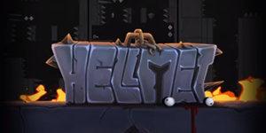 虐心跳跃游戏《Hellmet》体验一个钢盔的冒险
