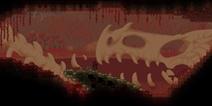 《泰拉瑞亚》电脑版1.3.6血腥之地新增背景展示