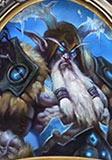 炉石传说污染者玛法里奥图鉴 德鲁伊英雄牌