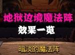 不思议迷宫地狱边境暗淡的魔法阵介绍 暗淡的魔法阵效果一览