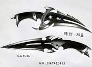 生死狙击自创暗封·双鲨