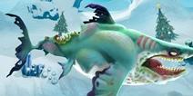 饥饿鲨世界3D僵尸鲨