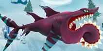 饥饿鲨世界3D旋齿鲨