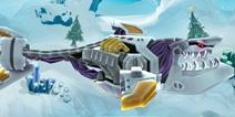 饥饿鲨世界3D机械鲨