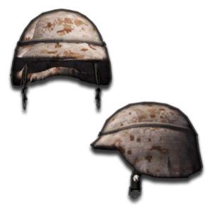 绝地求生全军出击2级头盔