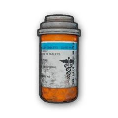 绝地求生全军出击止痛药有什么用 绝地求生手游药品消耗品解析