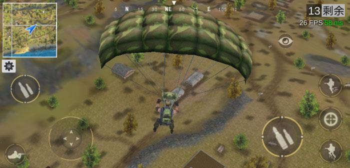 绝地王者-勇士63什么时候跳伞好 跳伞技巧分享