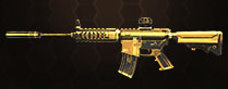 生死狙击AR15-鎏金