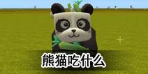 迷你世界熊猫吃什么 熊猫食物怎么得