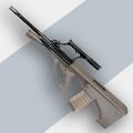 终结者2审判日步枪AUG怎么样 步枪AUG点评解析