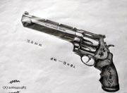 生死狙击左轮-隐形猎人