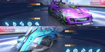 QQ飞车手游紫爵和剃刀哪个好 B级最强赛车对比