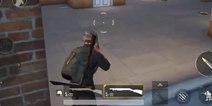 绝地求生刺激战场体验服散弹枪模式试玩视频