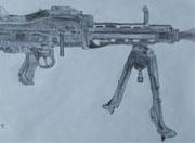 生死狙击MG42