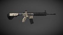 绝地求生刺激战场M416沙漠迷彩系列皮肤怎么样 刺激战场枪械皮肤大全