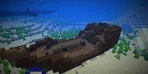 我的世界沉船在哪里 沉船位置和战利品介绍