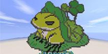迷你世界音乐存档:《旅行青蛙》BGM 好玩存档分享