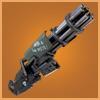 堡垒之夜Mini机枪・橙