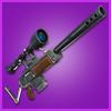 堡垒之夜半自动狙击枪・紫