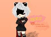 生死狙击鼠绘最帅的ZERO