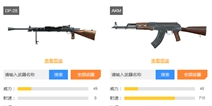绝地求生刺激战场AKM和DP28哪个好 AKM和DP28对比分析
