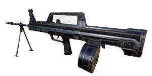 荒野行动95式轻机枪