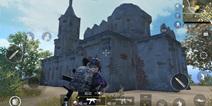 绝地求生刺激战场P城教堂打法攻略 利用教堂阻击P城敌人