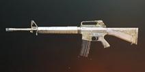和平精英M16A4皇家风范
