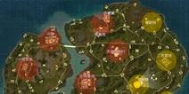 绝地求生刺激战场雨林地图资源分布 热情雨林地图哪里资源多