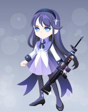 奥比岛枪术梦想少女装