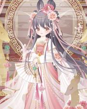 奥比岛柳宿宫廷妃子装