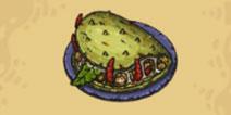 黑暗料理王仙人掌墨西哥卷怎么做 仙人掌墨西哥卷皇冠配方攻略