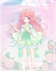 奥比岛莱洁莉卡香水精灵