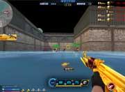 生死狙击游戏截图-水仗