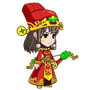 国王的勇士6游侠财神时装
