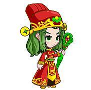 国王的勇士6阴阳师财神时装