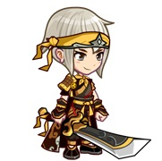 国王的勇士6战士黄巾时装