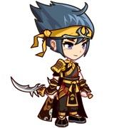 国王的勇士6刺客黄巾时装