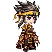 国王的勇士6武术家黄巾时装