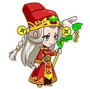国王的勇士6法师财神时装
