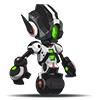 机甲之王作战机器人E02