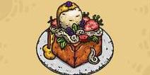 黑暗料理王蜂蜜莓果多士怎么做 蜂蜜莓果多士皇冠配方攻略