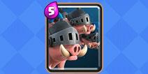 皇室战争3套胜率逆天的皇家野猪卡组!被BAN率第一