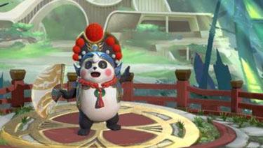 王者荣耀梦奇熊猫皮肤定位传说 将在9月30日正式上架