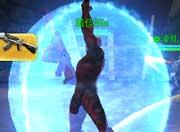 生死狙击游戏截图-独秀铠甲合体